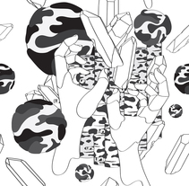 Mother Nature & Memory. A Illustration project by Pablo Abad - Oct 21 2014 12:00 AM