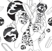 Mother Nature & Memory. Un proyecto de Ilustración de Pablo Abad - Martes, 21 de octubre de 2014 00:00:00 +0200