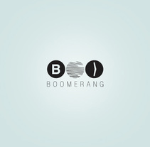Boomerang. A Br, ing&Identit project by Miguel Cabrera         - 20.10.2014