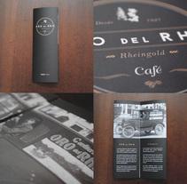 ReBranding Oro del Rhin. A Br, ing&Identit project by Alejandro Bernatzky         - 25.10.2014