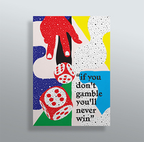 The Good Paper Chain. A Graphic Design&Illustration project by Pablo Abad - Oct 29 2014 12:00 AM
