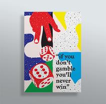 The Good Paper Chain. Un proyecto de Diseño gráfico e Ilustración de Pablo Abad - Miércoles, 29 de octubre de 2014 00:00:00 +0100