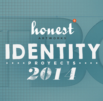 Identidad Corporativa 2014. A Br, ing&Identit project by Honest artworks - 30-10-2014