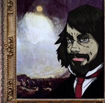 Halloween 2014 . Un proyecto de Ilustración de Sergio Rodríguez Rodríguez         - 30.10.2014