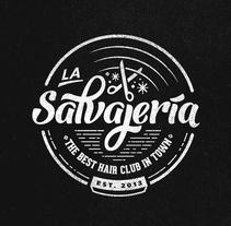 LA SALVAJERÍA. Um projeto de Design, Fotografia, Br, ing e Identidade e Design gráfico de Alberto Ojeda         - 02.11.2014