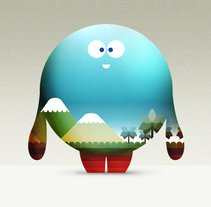 Personajes - I. Um projeto de Design, Ilustração e Design de personagens de Gabriel Suchowolski - 04-11-2014