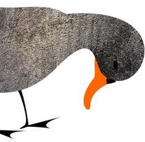 El Patito Feo. A Illustration project by Mónica López García         - 17.11.2014