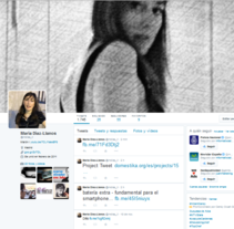 Twitter. A Design, and Photograph project by María Díaz-Llanos Lecuona         - 19.11.2014