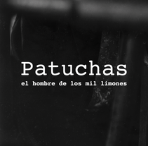 PATUCHAS. A Br, ing, Identit, and Graphic Design project by maria bernad         - 22.11.2014