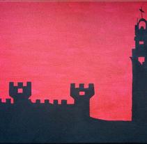 Siena. Um projeto de Pintura de Esther Herrero Carbonell - 17-09-2014