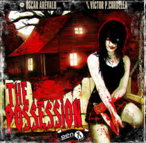 The Possession (Juego de mesa). A Design, Art Direction, Packaging, and Product Design project by Alberto González  - Dec 21 2014 12:00 AM