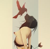 Meat. Um projeto de Design e Ilustração de Saskia Diaz Castiblanco         - 09.10.2014