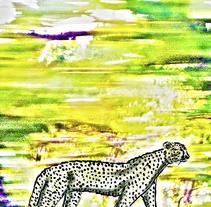 ANIMALS. Un proyecto de Ilustración y Bellas Artes de Isabel Sobregrau         - 29.12.2014