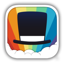 Diseño gráfico Bubble Hats. Un proyecto de Diseño gráfico y Diseño interactivo de Isi Cano - Martes, 01 de julio de 2014 00:00:00 +0200