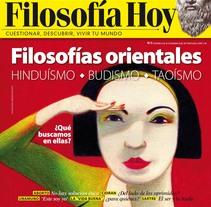 Revista Filosofía Hoy . A Editorial Design project by Cruz Mariño         - 11.01.2011