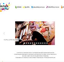 3TPintan -Murales Artísticos-. A Fine Art project by Emilio -Balazor Design- Prieto Ortiz - 13-01-2015