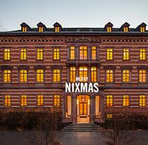 MERRY NIXMAS / S&V. Um projeto de Motion Graphics, 3D e Web design de Alberto Luque - 14-01-2015