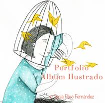 Portfolio Álbum Ilustrado. A Illustration project by Tania Rico         - 05.05.2015