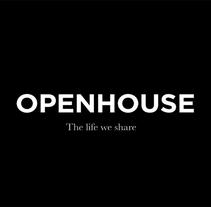 Openhouse. Un proyecto de Diseño editorial, Diseño gráfico y Diseño Web de TGA +  - 30-11-2014