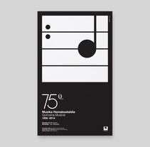 Quincena Musical. Un proyecto de Diseño, Diseño editorial y Diseño gráfico de TGA +  - 27-11-2014