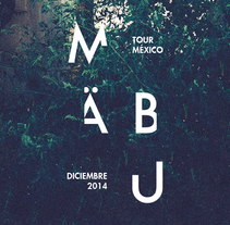 MÄBU. A Advertising, Photograph, Art Direction, Br, ing, Identit, Graphic Design, T, and pograph project by Julio Gárnez         - 26.01.2015