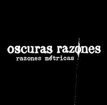 Razones Métricas. A Illustration project by Luis F. Sanz - 29-01-2015