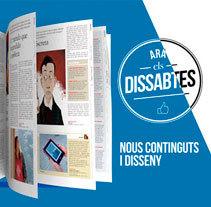 La Vanguardia - Suplements. Un proyecto de Motion Graphics y Publicidad de Borja Alami Vidal - Sábado, 07 de febrero de 2015 00:00:00 +0100