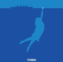 Titanic. Um projeto de Ilustração de Carlos Arriaga         - 07.02.2015