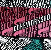 Coreworkshop Brand Identity Resume. Un proyecto de Diseño gráfico de Benito Ruiz García         - 09.02.2015