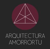 Proyecto para Arquitectura Amorrortu. A Graphic Design project by Adrian De la hoz - 11-02-2015