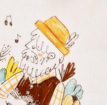 RAY LAMONTAGNE. Um projeto de Ilustração de Ro Ledesma         - 15.02.2015