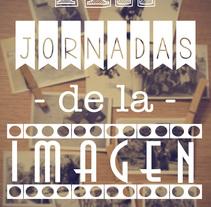 CARTEL JORNADAS I.E.S VEGA DE PRADO. A Photograph project by Leticia  Núñez Merino  - 16-02-2015
