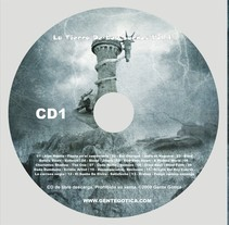 Diseño caratulas cd/dvd. A Illustration, Br, ing, Identit, Graphic Design, and Packaging project by Ana Almela Torras - 18-02-2015