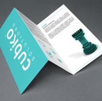 Cubiko Solutions. Um projeto de Br e ing e Identidade de Alex Veló          - 18.02.2015