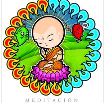 Meditación. A Character Design project by Gustavo Garro - 20-02-2015