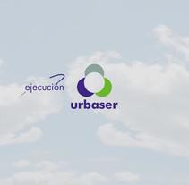Urbaser. Un proyecto de Animación y Vídeo de Jorge Vega Herrero - Viernes, 12 de diciembre de 2014 00:00:00 +0100