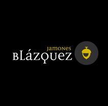 Jamones Blázquez. Um projeto de Br e ing e Identidade de Alex G. Santana         - 01.03.2015