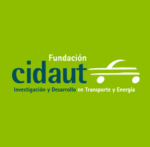 Fundación Cidaut. A Br, ing&Identit project by Alex G. Santana         - 01.03.2015