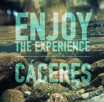 Cáceres - Enjoy the experience. Un proyecto de Vídeo de José Manuel Ríos Valiente - Lunes, 18 de agosto de 2014 00:00:00 +0200