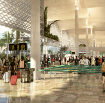 ACAPULCO – AIRPORT. A 3D, and Animation project by luis linaje         - 04.03.2015