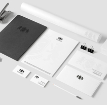 Black Lion Properties. Un proyecto de Br, ing e Identidad y Diseño gráfico de Brigada Estudio         - 13.03.2015