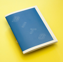 B.I.T.S.. A Art Direction, Editorial Design, and Graphic Design project by Adri Valls - 09.13.2014