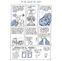 Maria cumple 20 años. Un proyecto de Comic de Miguel  Gallardo  - 20-03-2015