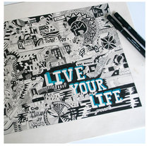 Life. A Design, Illustration, and Fine Art project by Juanjo-se Peñalver - 21-03-2015