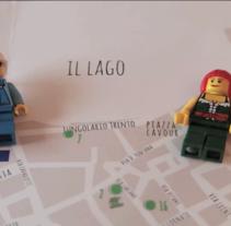 Lego al Lago. Un proyecto de Vídeo de Massimo Perego         - 24.03.2015