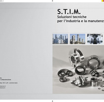 STIM. A Br, ing, Identit, and Web Development project by Andrea Trussardi         - 24.03.2015