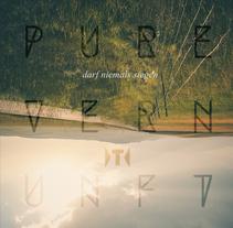 /// *Pure Vernunft darf niemals siegen*_album redesign. Un proyecto de Diseño gráfico de Adriana Zurera         - 26.03.2015