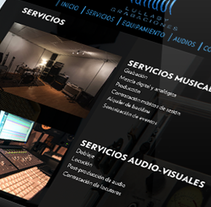 Web responsive Lullaby. A Web Development project by Miquel Abad Moreno         - 06.04.2015