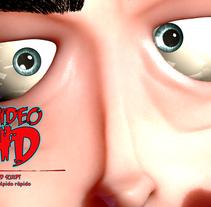 Push Pus. Un proyecto de 3D, Animación y Escultura de Víctor Lobo         - 06.04.2015