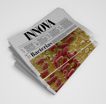 Innova. A Graphic Design project by Laura Rodríguez García         - 13.04.2015